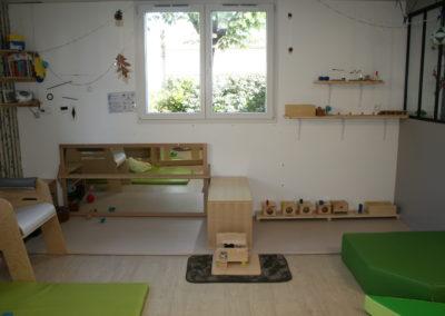 Espaces Montessori